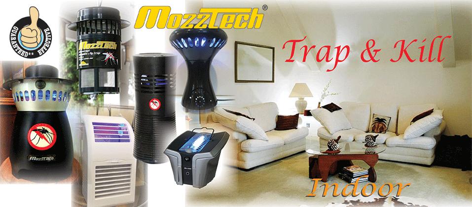 Indoor Mosquito Traps