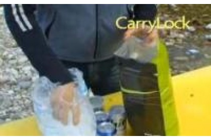 CarryLock Multi-Function Liquid Bag Set of 2  (6.5 Lt + 4.0 Lt)