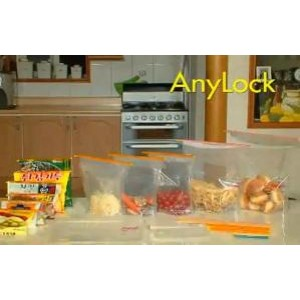 Anylock Rod & Bag Multi-Pack Set of 4