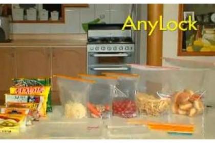 Anylock Rod & Bag Multi-Pack Set of 4