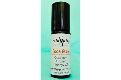 T8 Quantum-Infused Energy Oil - FACE GLOW