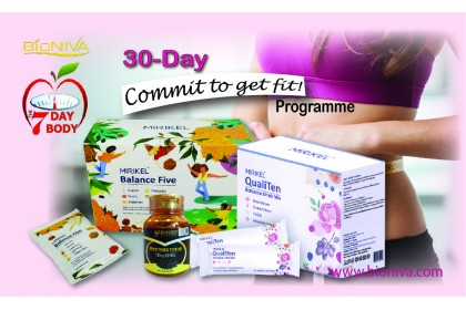 30-Day BodyFit Pack