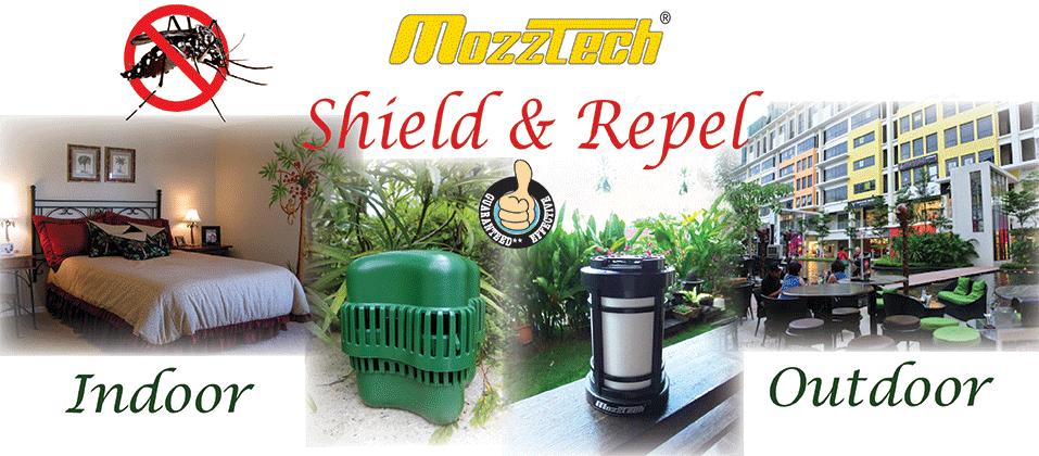 Shield & Repel